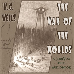 LibriVox CD cover