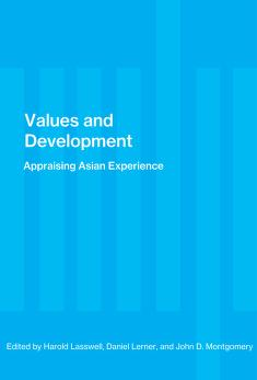 Cover of: Values and development : appraising Asian experience |